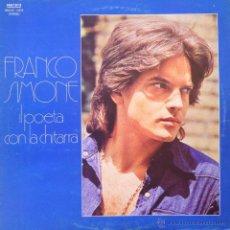 Discos de vinilo: FRANCO SIMONE - IL POETA CON LA CHITARRA . LP . 1976 RIFI ITALIA - RDZ-ST 14274 . Lote 45132623