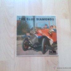 Discos de vinilo: THE BLUE DIAMONDS - NEAR YOU -MONA LISA-ALWAYS-PAGAN LOVE SONG1960 EDICON ESPAÑOLA. Lote 45133704