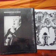 Discos de vinilo: NEUROSIS - PAIN OF MIND 1º EDICIÓN PORTADA CENSURADA, RARO, DIFICIL. Lote 45149720