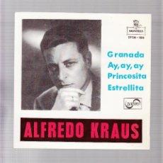 Discos de vinilo: ALFREDO KRAUS. Lote 45155176