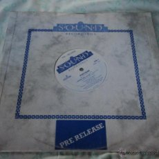 Discos de vinilo: PARTISAN ( WHICH WAY IS OUT 2 VERSIONES ) UK 1985 - FRANCE MAXI45 SOUND RECORDINGS. Lote 45171796