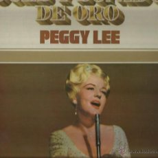 Discos de vinilo: PEGGY LEE LP SELLO MCA. Lote 45174372
