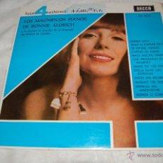 Discos de vinilo: RONNIE ALDRICH LOS MAGNÍFICOS PIANOS. Lote 45186503