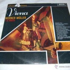 Discos de vinilo: VIENA WERNER MÜLLER Y SU ORQUESTA. Lote 45187013