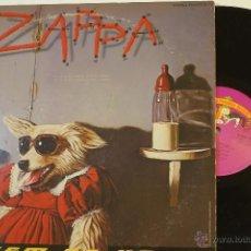 Discos de vinilo: FRANK ZAPPA -2XLP THEM OR US - JAPAN ORIGINAL PRESS- GATEFOLD- EX/ VG.. Lote 45205007