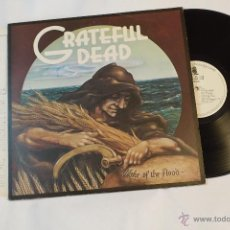 Discos de vinilo: GRATEFUL DEAD - LP WAKE OF THE FLOOD - JAPAN ORIGINAL PRESS- EX/ VG.. Lote 45205163