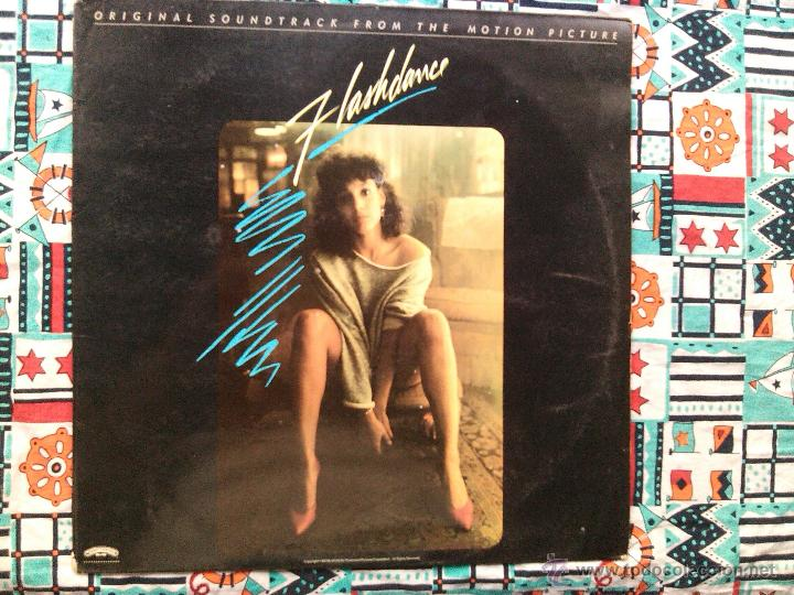 FLASHDANCE - ORIGINAL SOUNDTRACK FROM THE MOTION PICTURE (LP, ALBUM) (Música - Discos - LP Vinilo - Bandas Sonoras y Música de Actores )