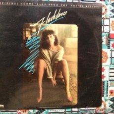 Discos de vinilo: FLASHDANCE - ORIGINAL SOUNDTRACK FROM THE MOTION PICTURE (LP, ALBUM) . Lote 45227052