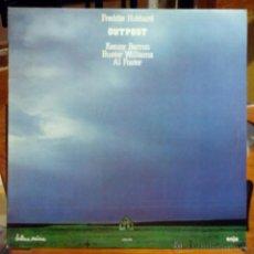 Discos de vinilo: FREDDIE HUBBARD, OUTPOST (ENJA LINTERNA MUSICA 1983) KENNY BARRON AL FOSTER. Lote 45230639