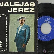 Discos de vinilo: CANALEJAS DE PUERTO REAL EP NI LA MIRES NI LA PISES+3 ESPAÑA 1966. Lote 45233177