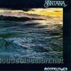 Discos de vinilo: SANTANA - MOONFLOWER. Lote 45233529