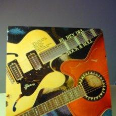 Discos de vinilo: BILL HALEY & HIS COMETS EL REY DEL ROCK AND ROLL LP. Lote 80356245