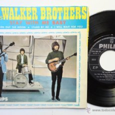 Discos de vinilo: THE WALKER BROTHERS- STAY WITH ME BABY +3- SPANISH EP 1967.. Lote 45239050