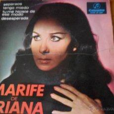 Discos de vinilo: MARIFE DE TRIANA - EP 1967. Lote 45243430