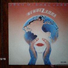 Discos de vinilo: JEAN MICHEL JARRE - FOURTH RENDEZ-VOUS + FIRST RENDEZ-VOUS . Lote 45246012