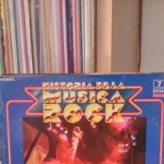 Discos de vinilo: GENESIS - HISTORIA MUSICA ROCK. Lote 45247627