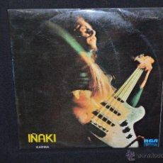 Discos de vinilo: IÑAKI - KARMA - LP - 1974 EX ALACRAN EX LOS BUENOS EX IMAN EX BARRABAS. Lote 45250615
