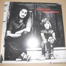 Discos de vinilo: JUAN CARLOS BAGLIETTO (LP) TIEMPOS DIFICILES AÑO 1982 - EDIC. PROMO + ENCARTE INTERIOR LETRAS. Lote 45255284