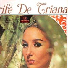 Discos de vinilo: MARIFE DE TRIANA 1967 COLUMBIA CPS 9025 ESTEREOFONICO. Lote 45257027