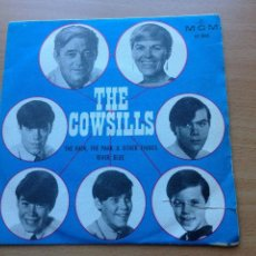 Discos de vinilo: THE COWSILLS - THE RAIN THE PARK AND OTHER THINGS. Lote 45258384