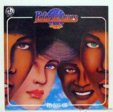 Discos de vinilo: JACQUES BAND - 'DRIVES ME CRAZY PETER' (MAXI SINGLE VINILO). Lote 45259383