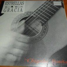 Discos de vinilo: CHIQUITA BONITA - SANGRE - DISCO PROMOCIONAL ESTRELLAS DE GRACIA. Lote 45265449