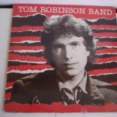 Discos de vinilo: TOM ROBINSON BAND TOM ROBINSON BAND (FACTORY SAMPLE, NOT FOR SALE). Lote 45265812