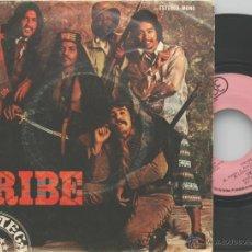 Discos de vinilo: TRIBE TRIBE-LEARN TO LOVE SINGLE EMI ODEON 1974. Lote 45265923