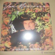 Discos de vinilo: VAN MORRISON (LP) A SENSE OF WONDER AÑO 1984 - ENCARTE INTERIOR CON LETRAS - EDICION U.S.A.. Lote 45272150