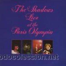 Discos de vinilo: THE SHADOWS - LIVE AT THE PARIS OLYMPIA. Lote 45273803