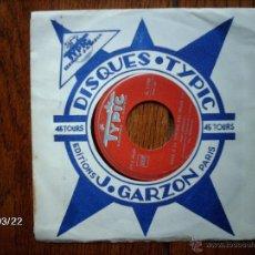Discos de vinilo: ANGEL GIMENEZ - JOTA A LA VIRGEN DEL PILAR + CUANDO EN ARAGON SE CANTA . Lote 45275327