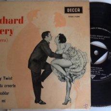 Discos de vinilo: EP RICHARD WERY, OH! BABY TWIST + LAISSE-LES PARLER + PRES DE MOI + 1. Lote 45276101
