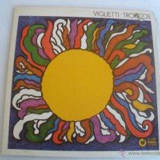 Discos de vinilo: VIGLIETTI - TROPICOS 1974. Lote 290092093