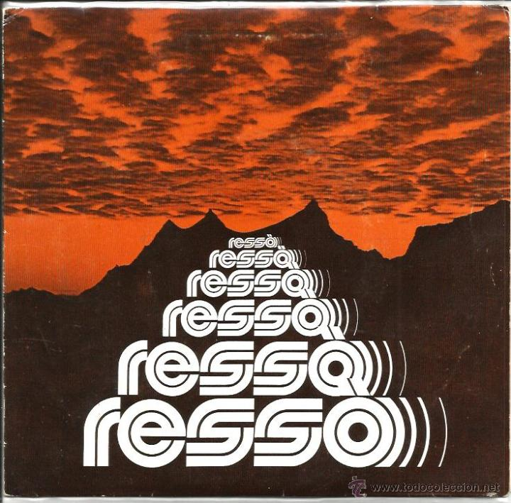 EP RESSO : EL FILL PRODIG + 3 (Música - Discos de Vinilo - EPs - Grupos Españoles 50 y 60)