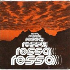 Discos de vinilo: EP RESSO : EL FILL PRODIG + 3 . Lote 45286286