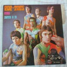 Discos de vinilo: SINGLE POP-TOPS PEPA / JUNTO A TI SONO PLAY 1968. Lote 45289586
