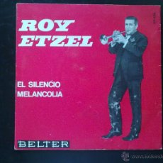 Discos de vinilo: ROY ETZEL-1965. Lote 45293920
