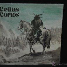 Discos de vinilo: CELTAS CORTOS - GENTE IMPRESENTABLE - LP. Lote 45294117