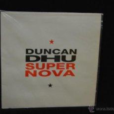 Discos de vinilo: DUNCAN DHU - SUPERNOVA - LP. Lote 136848528