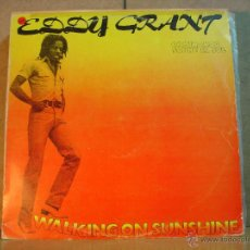Disques de vinyle: EDDY GRANT - WALKING ON SUNSHINE - ICE-MOVIEPLAY-ORLADOR 58248 - 1980. Lote 45303915