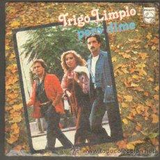 Discos de vinilo: TRIGO LIMPIO. PERO DIME;VIVES COMO QUIERES RF-7982. Lote 45306427