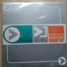 Discos de vinilo: COMMANDER TOM - MADE IN DJ -. Lote 45307429