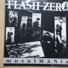 Discos de vinilo: FLASH ZERO - MUSULMANIA 1990 NUEVO. Lote 46890416
