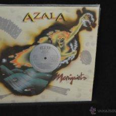 Discos de vinilo: AZALA - MARIGAIZTO - LP - PROG ROCK PAIS VASCO 80'S. Lote 45320643