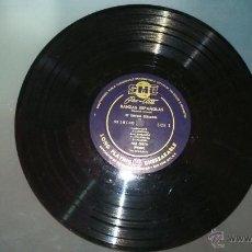 Discos de vinilo: DISCO DE VINILO DE DANZAS ESPAÑOLAS POR ENRIQUE GRANADOS. Lote 45320988
