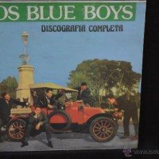 Discos de vinilo: LOS BLUE BOYS - DISCOGRAFIA COMPLETA - LP. Lote 45324619