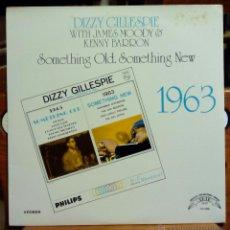 Discos de vinilo: DIZZY GILLESPIE, SOMETHING OLD, SOMETHING NEW (TRIP) LP USA - JAMES MOODY KENNY BARRON. Lote 45330765
