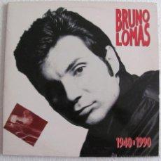 Discos de vinilo: BRUNO LOMAS - 1940 - 1990 - DOBLE LP VINILO. Lote 45331099