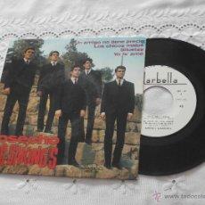 Discos de vinilo: JOSECHU Y LOS SAKING´S 7´EP UN AMIGO NO TIENE PRECIO + 3 (1965) *ESTADO NUEVO*COLECCIONISMO*. Lote 45335022
