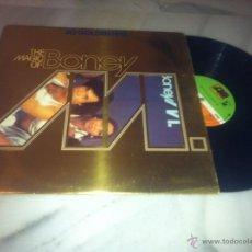 Discos de vinilo: BONEY M 20 GOLDEN HITS. Lote 45337108